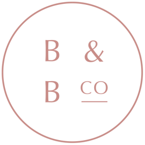 Beauty and Brow Co Melbourne Beauty Specialists Alternate Round Logo